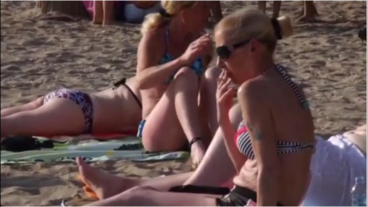 Einfach rücksichtslos! Darum ist Griechenlands Strand-Idylle gefährdet