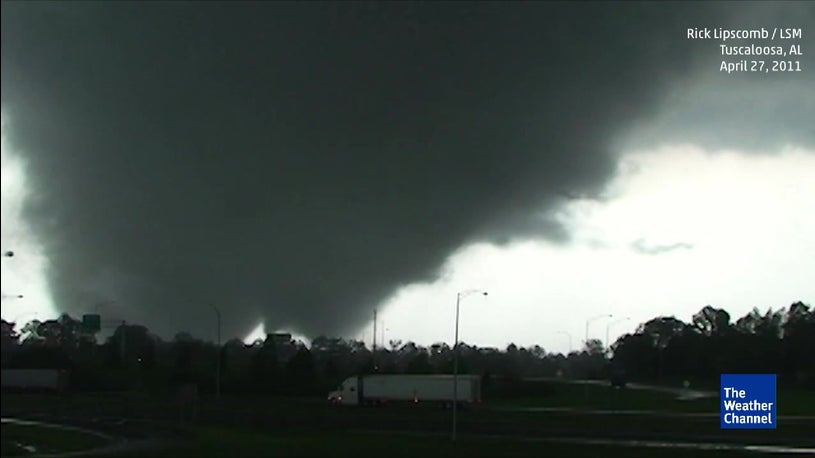 Anniversary Of Deadly Tornado Outbreak