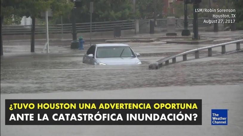 ¿Tuvo Houston Una Advertencia Oportuna?