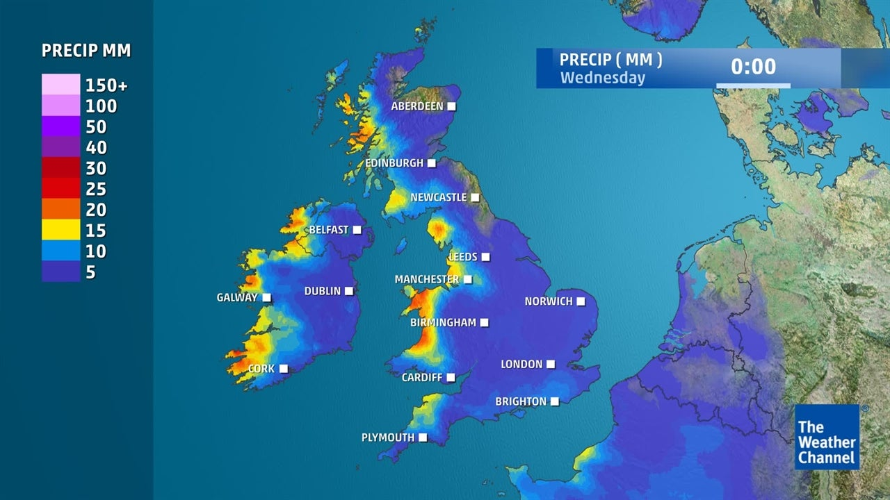 VIDEO: Is it expected to rain in the coming days?