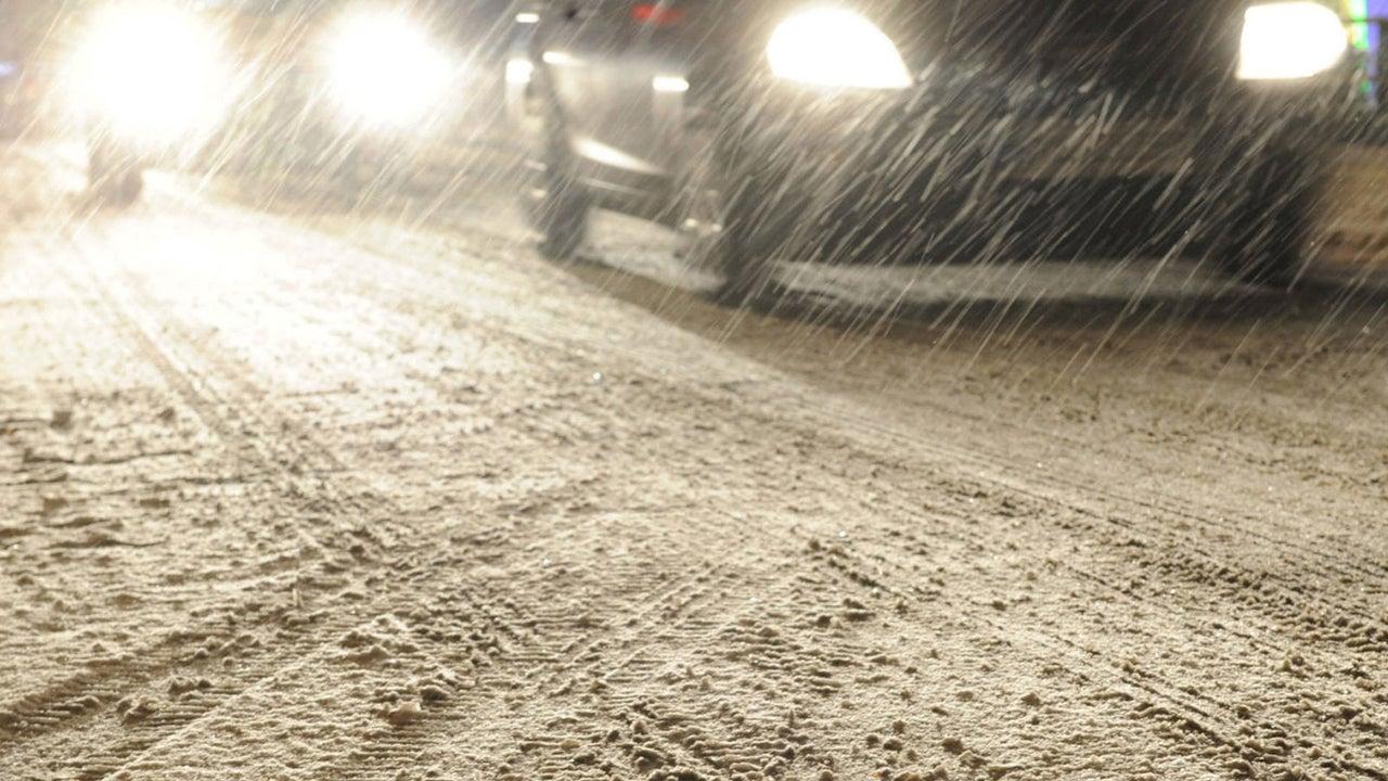 In dieser Stadt schneit es jetzt nochmals 10 Zentimeter!