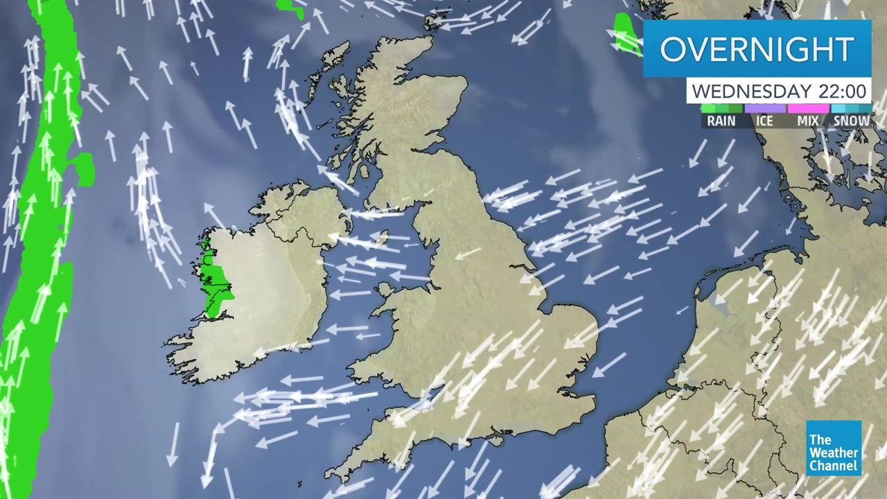 See the latest detailed UK weather forecast from April 10