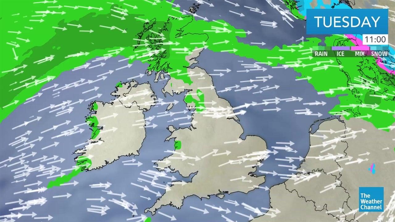 WATCH: Latest UK forecast video - January 15