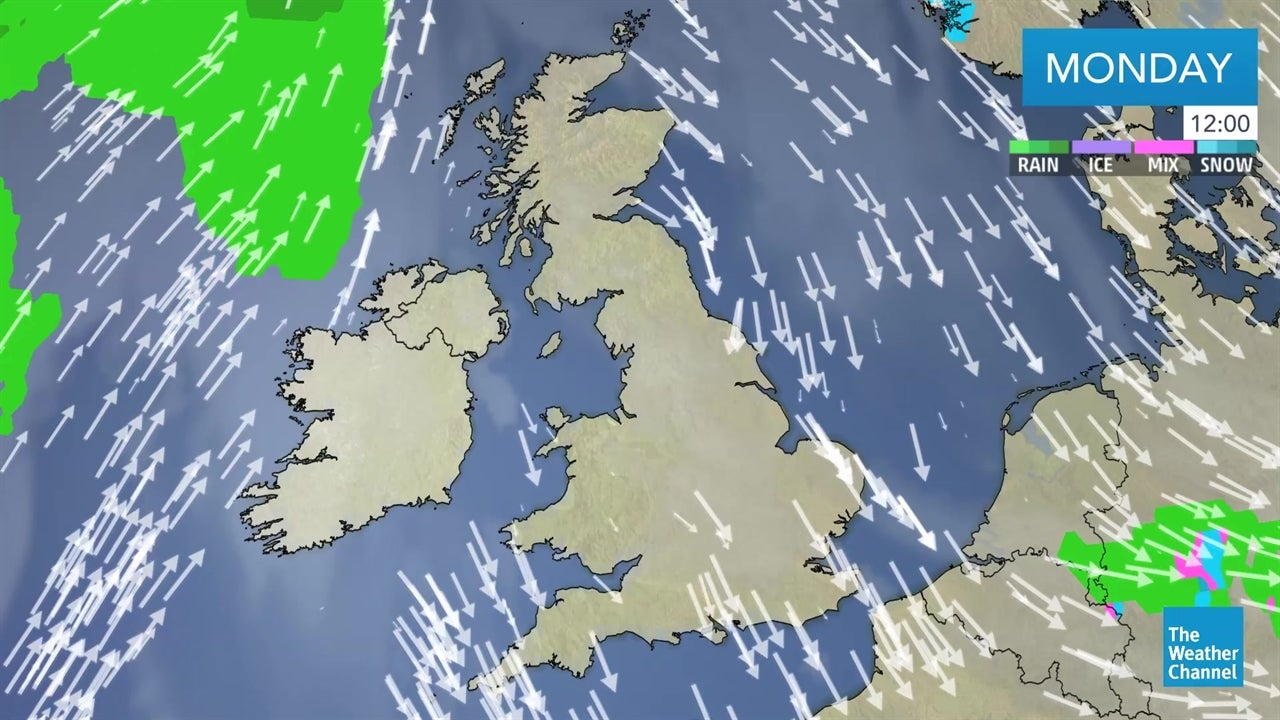 Today's UK weather forecast - February 11