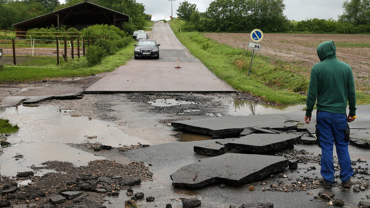 Hochwasser:  Dieser Fehler kann Leben kosten