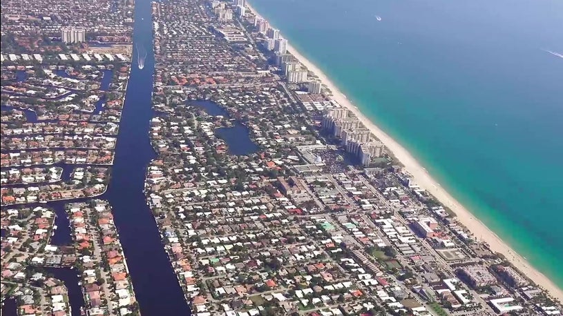 Study: Rising Seas to Force Billions from Home