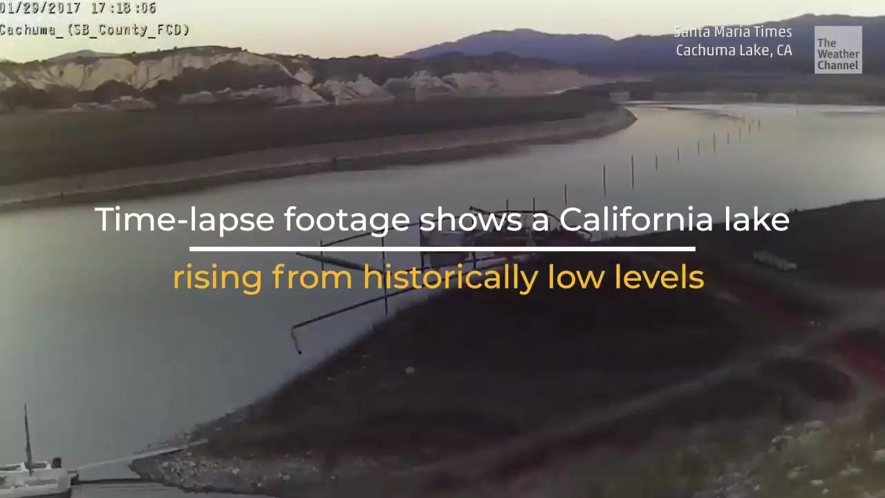Watch Time-lapse of Reservoir Rising