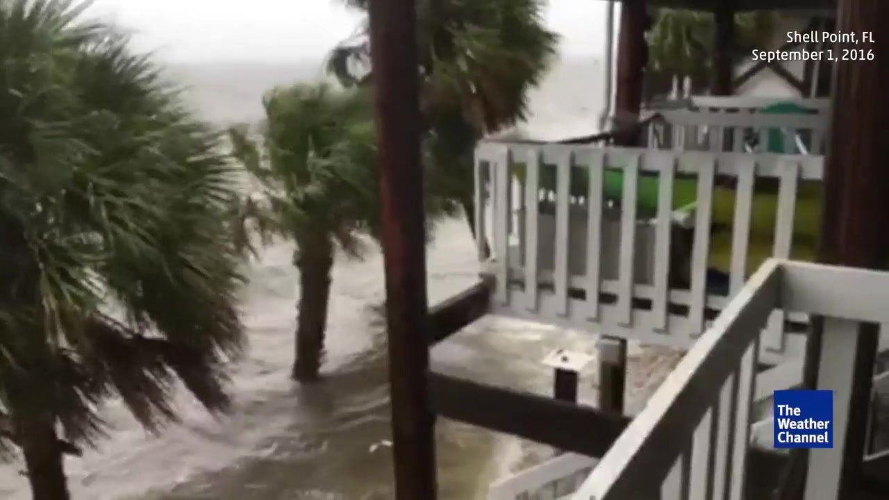 Hermine's Wrath Being Felt in Florida