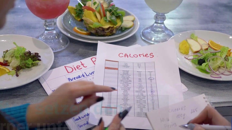 Warum Sie auf Diäten verzichten sollten