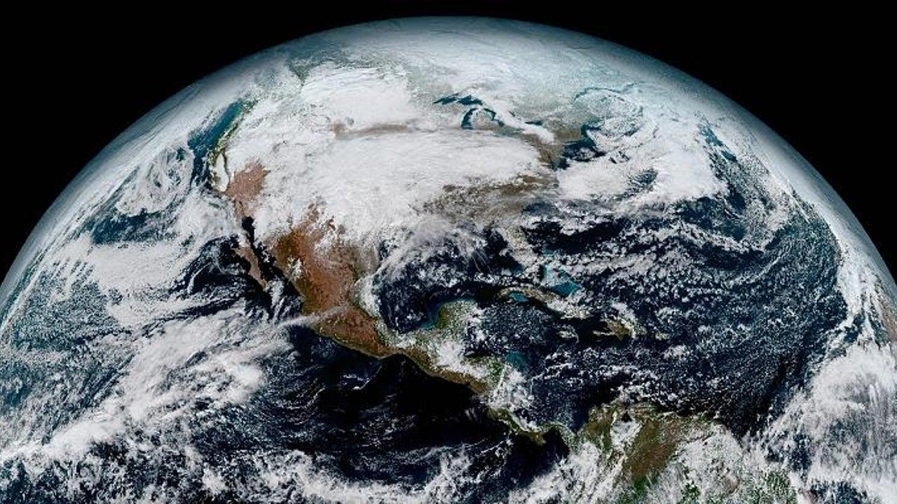 So scharf haben Sie die Erde noch nie gesehen