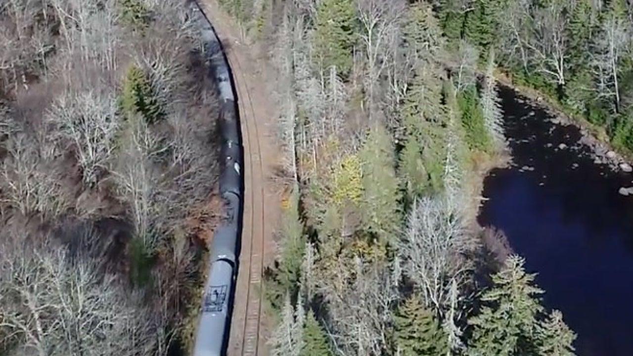 Train Car Storage Angers NY Neighbors