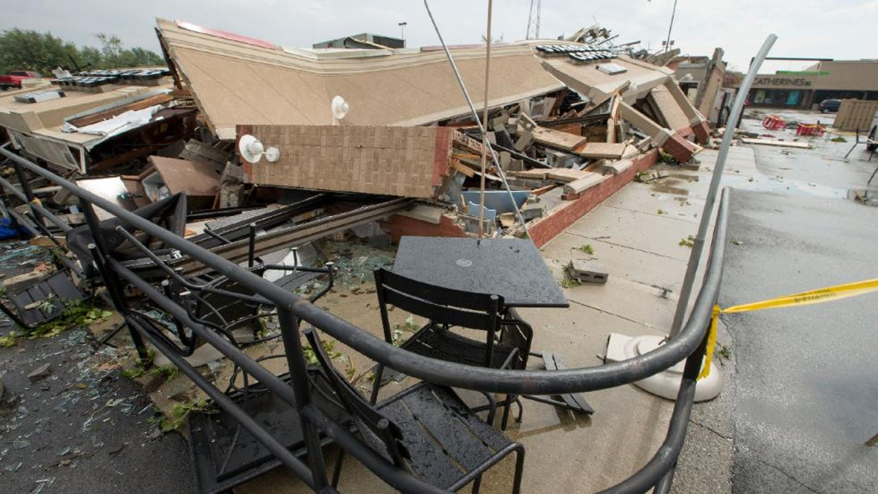 Tornado Outbreak Wreaks Havoc on Indiana