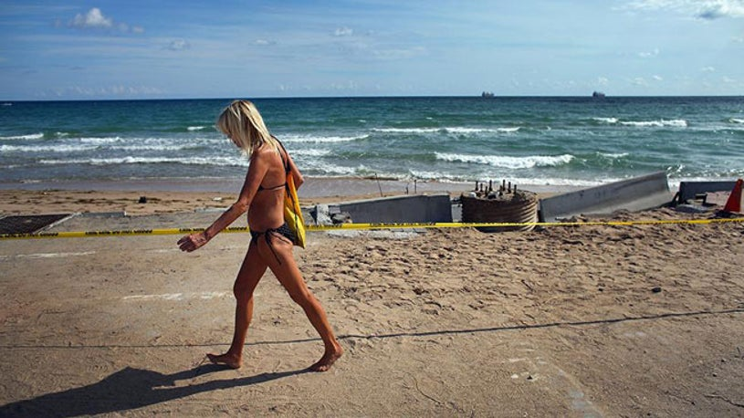 Entire State of Florida Facing Beach Erosion Issues