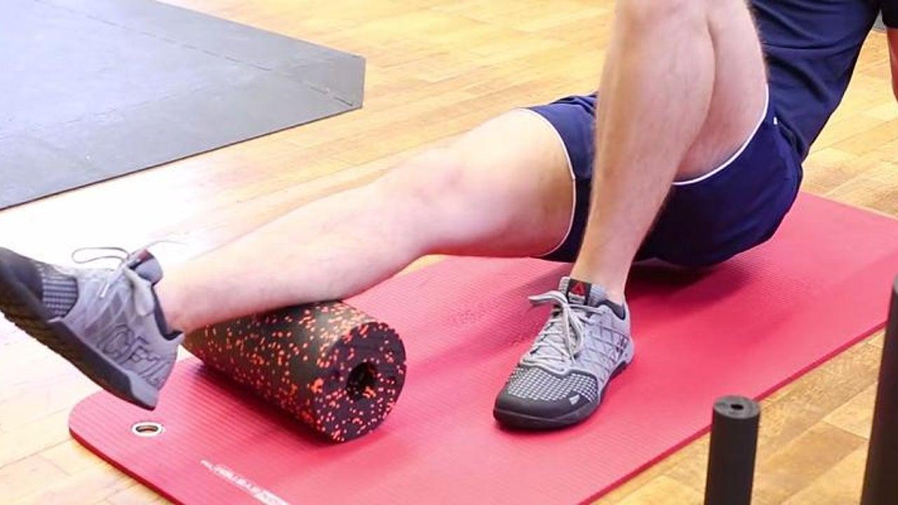 Zwei Übungen lösen Krämpfe und Verklebungen