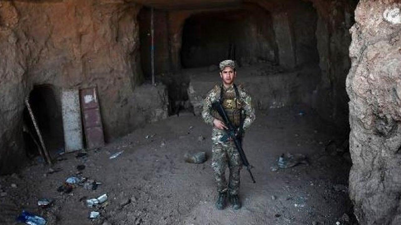 Mossul: Irakische Soldaten machen einzigartigen Fund
