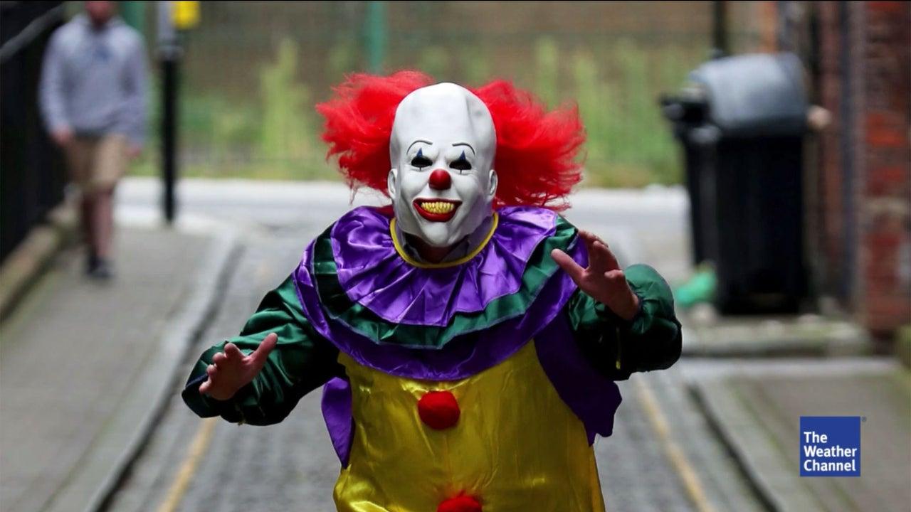 Psychiater erklärt das Motiv der Horror-Clowns