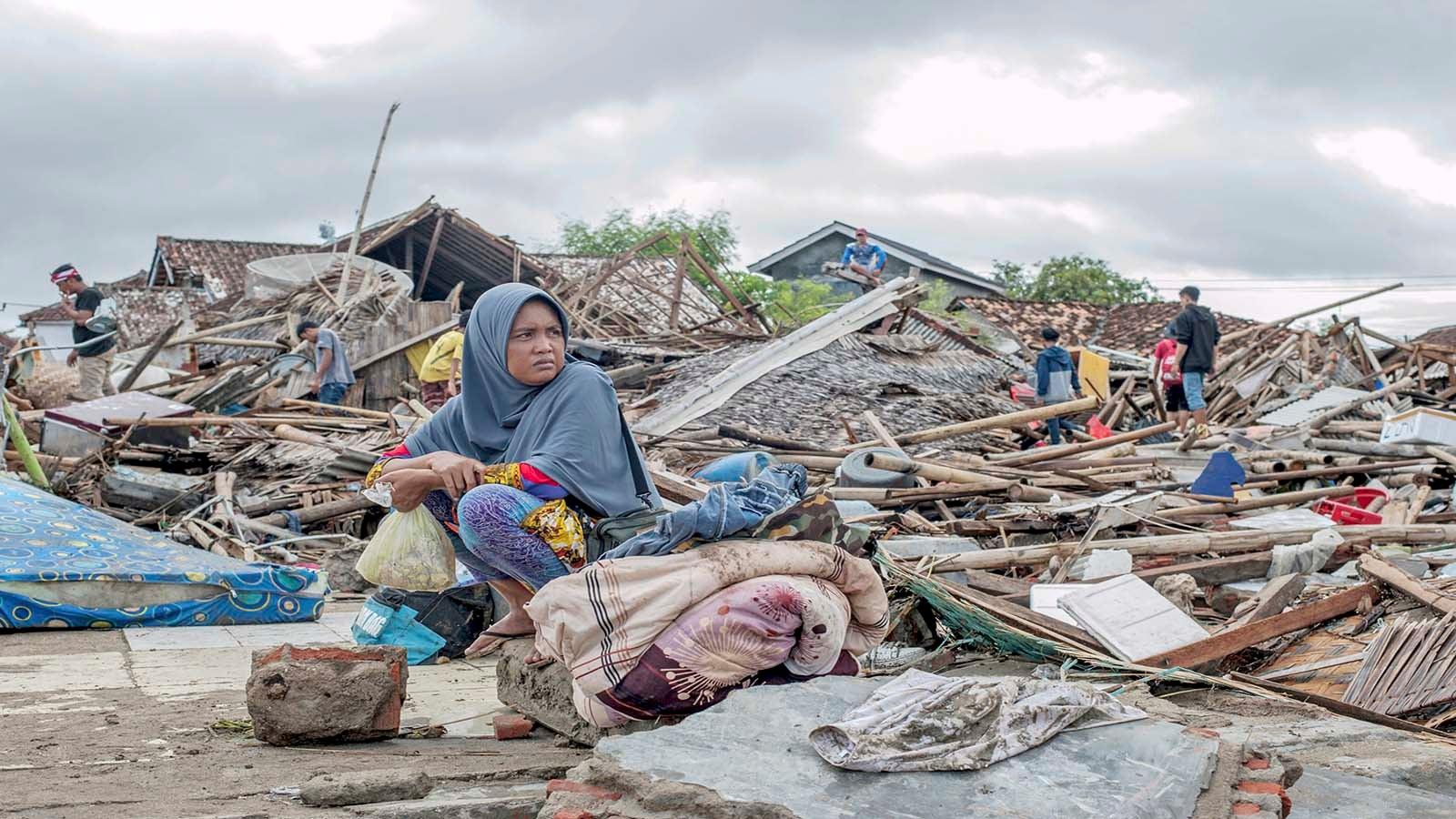 Katastrophenforscherin: Unwetter werden 2019 noch mehr Opfer fordern