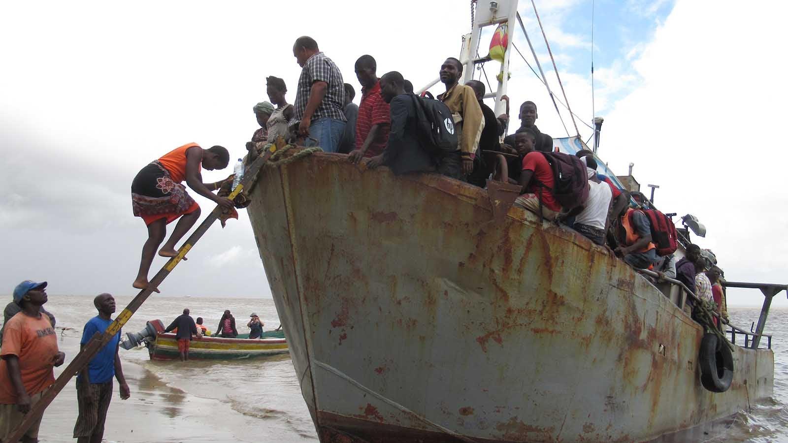 Rotes Kreuz warnt vor neuen Gefahren in Mosambik