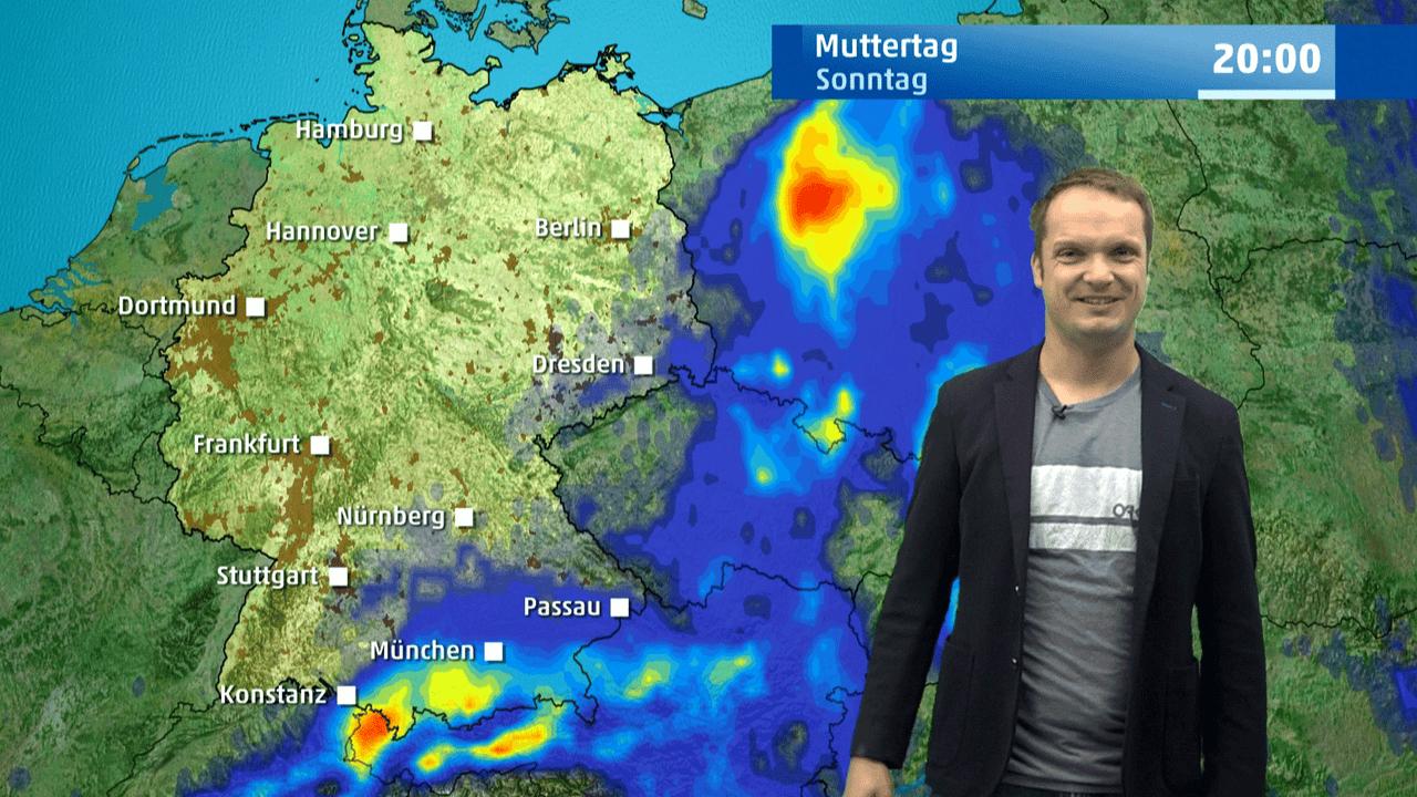 Wetter Heute Viel Regen Ist Im Anmarsch The Weather Channel