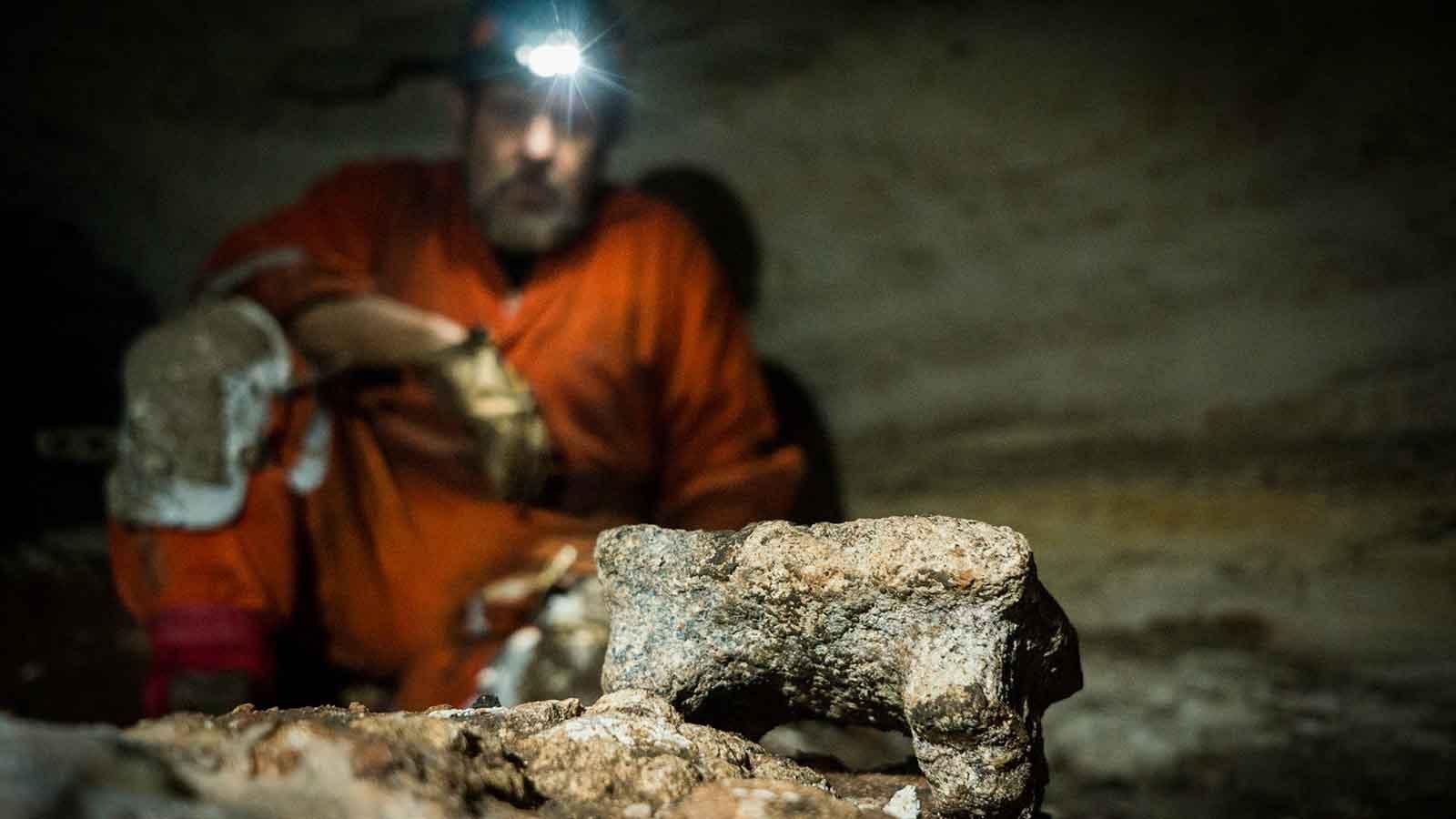Sensationsfund: Archäologen entdecken Maya-Schatz in einer Höhle