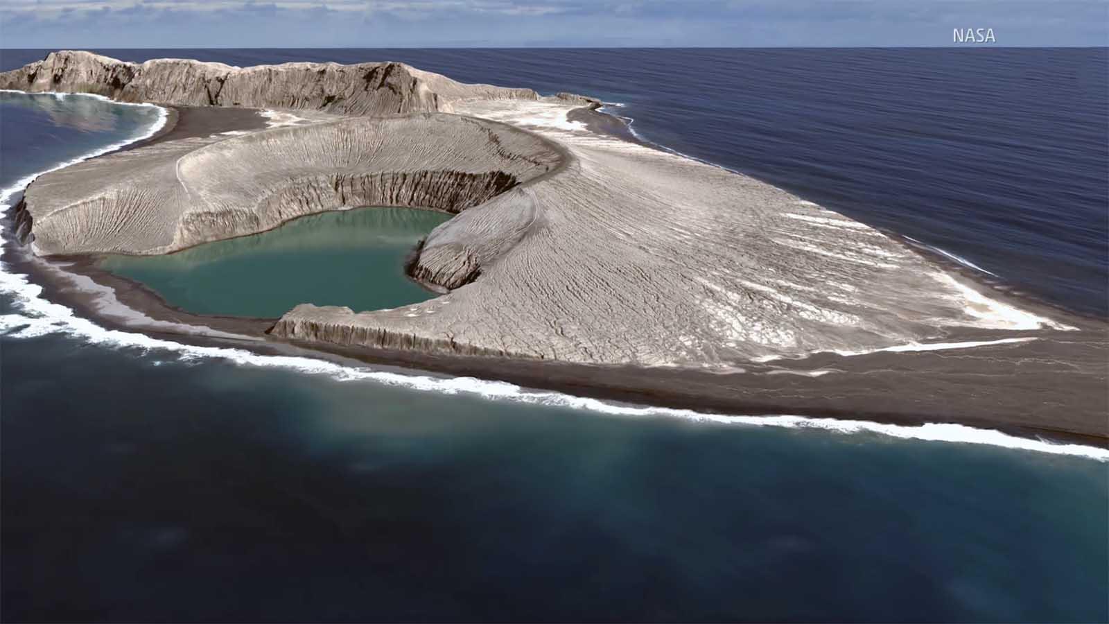 Südsee-Insel könnte bei der Lösung eines kosmischen Rätsels helfen