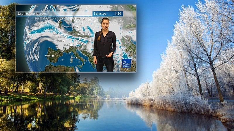 Bis 18 Grad, dann schneit es: Tief Igor bringt Wetter durcheinander