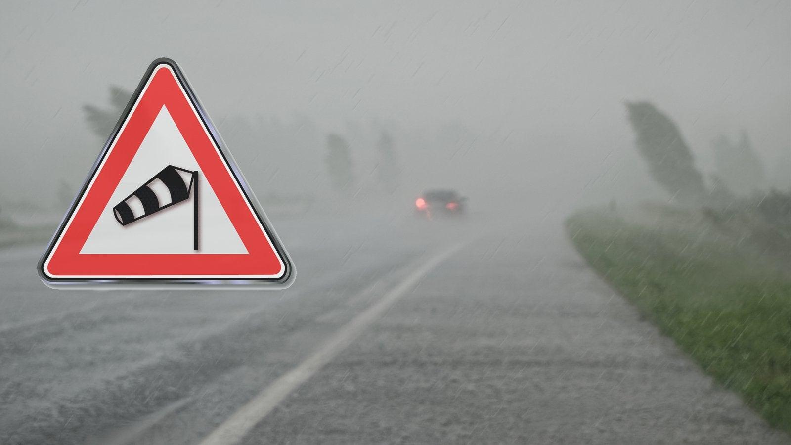 Tief Igor bringt Sturmböen und Kaltfront: So wird das Sonntags-Wetter