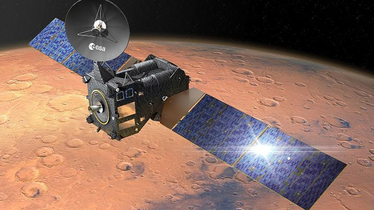 Mission ExoMars: Was wissen wir bisher wissen - und was nicht