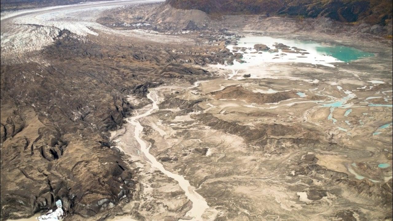 Mächtiger Fluss verschwindet binnen vier Tagen