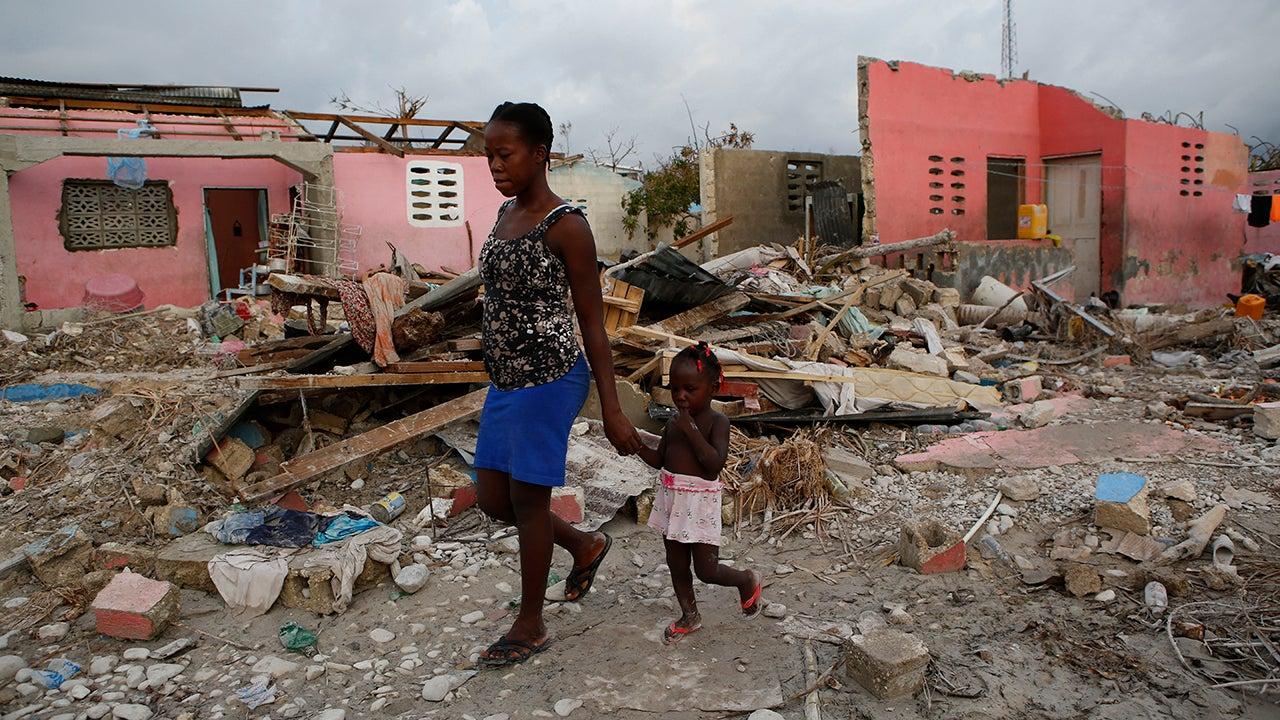 Angst vor Cholera-Epidemie in Haiti