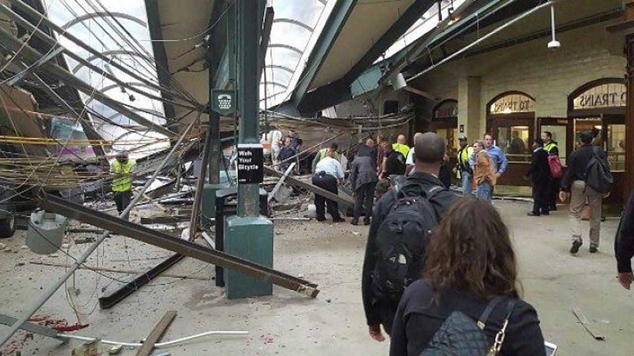 Verletzte bei Zugunglück nahe New York
