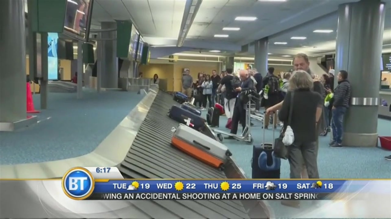 How Safe is Your Luggage at YVR?