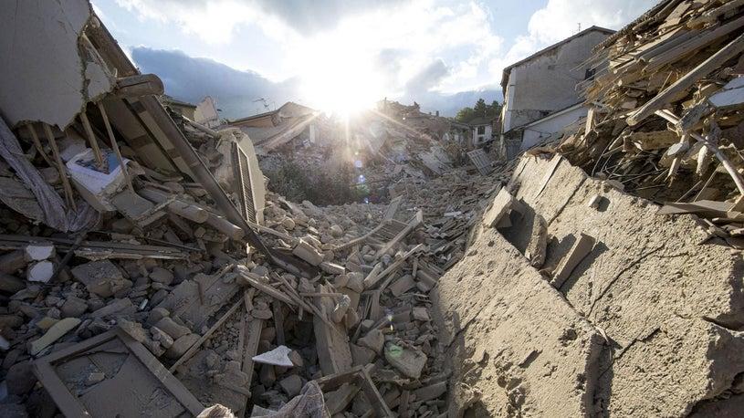 Deadly Earthquake in Italy Kills Dozens