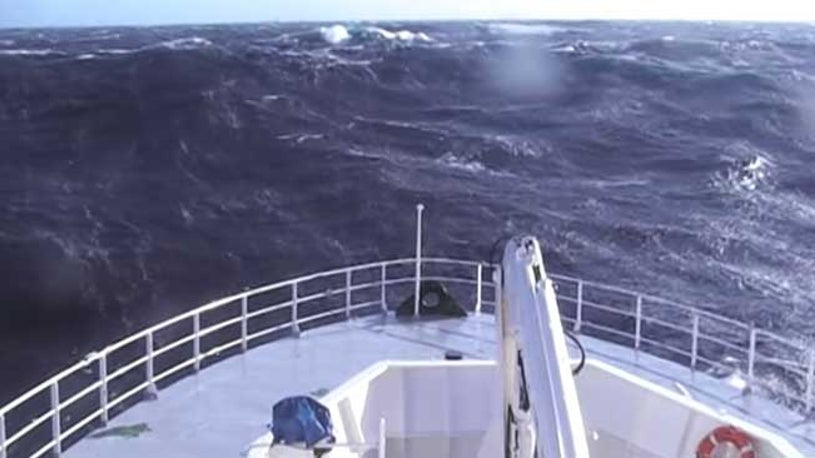Monster 64-Foot Wave Measured