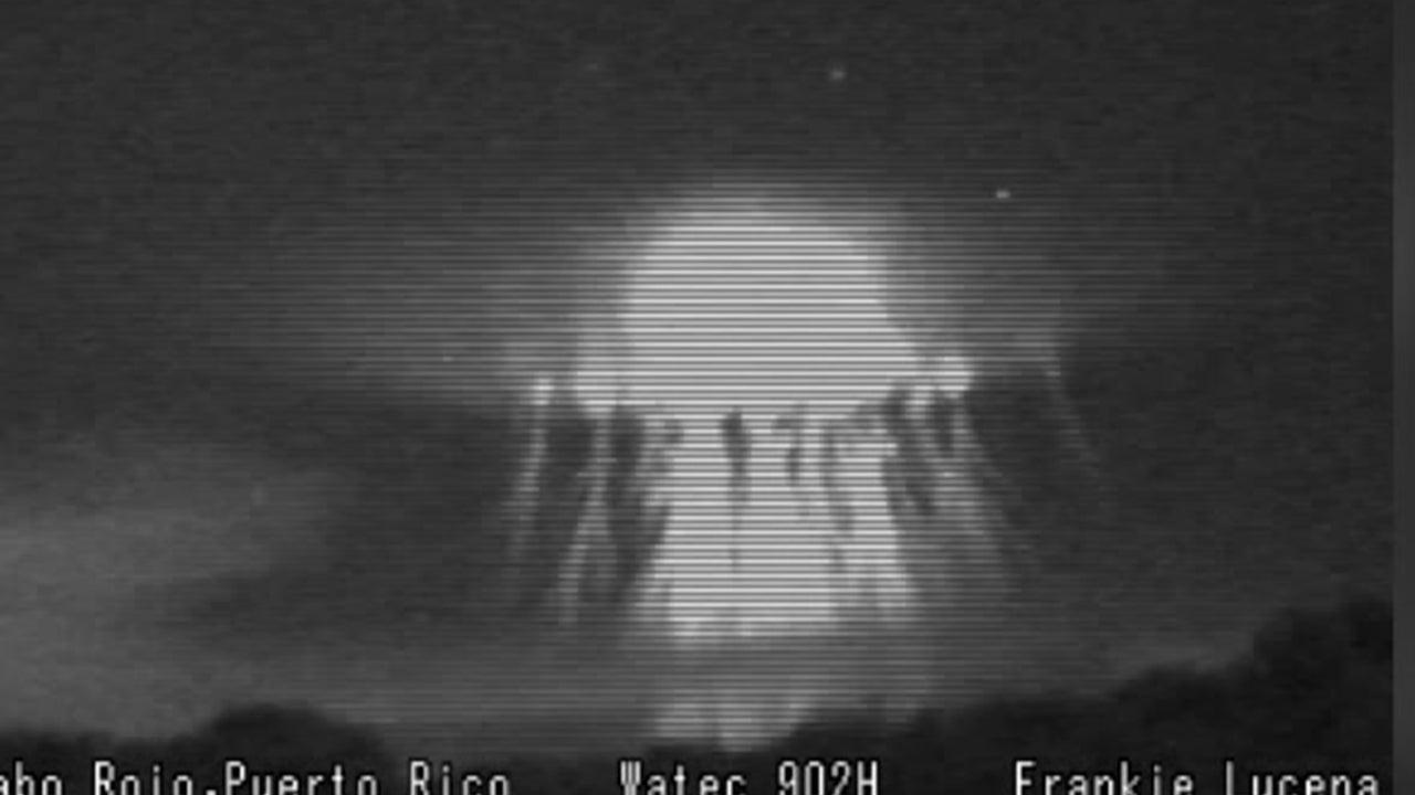 Seltener Blitz gesichtet: Netzgemeinde rätselt