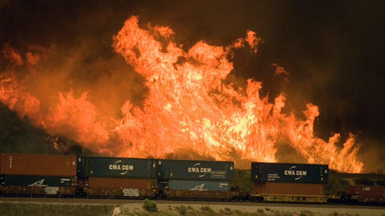 State of Emergency: San Bernardino's Blue Cut Fire