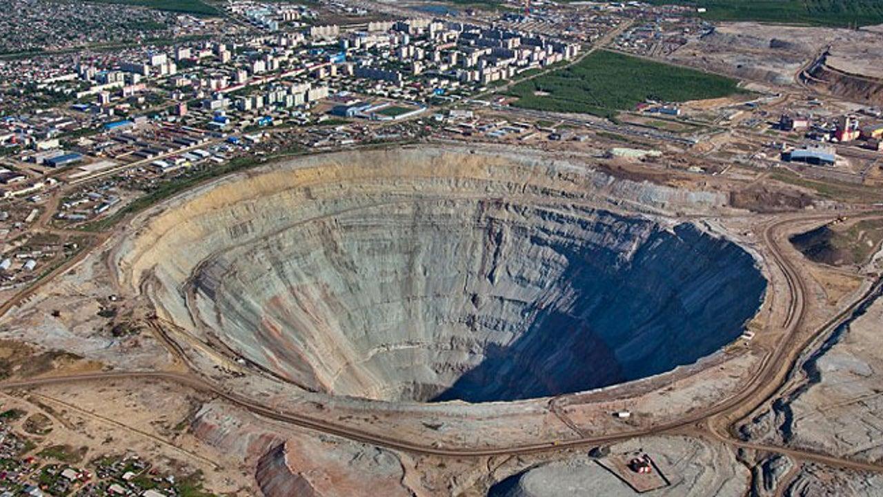 $10 Billion Mir Mine