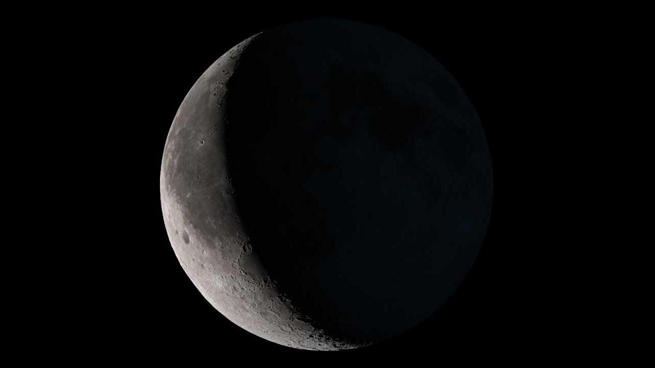 """Selten: Heute Nacht gibt es einen """"Schwarzen Mond"""""""