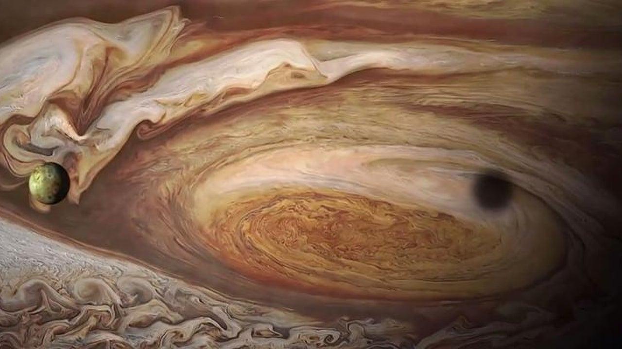 Das Grollen des Gas-Riesen: So hört sich der Jupiter an