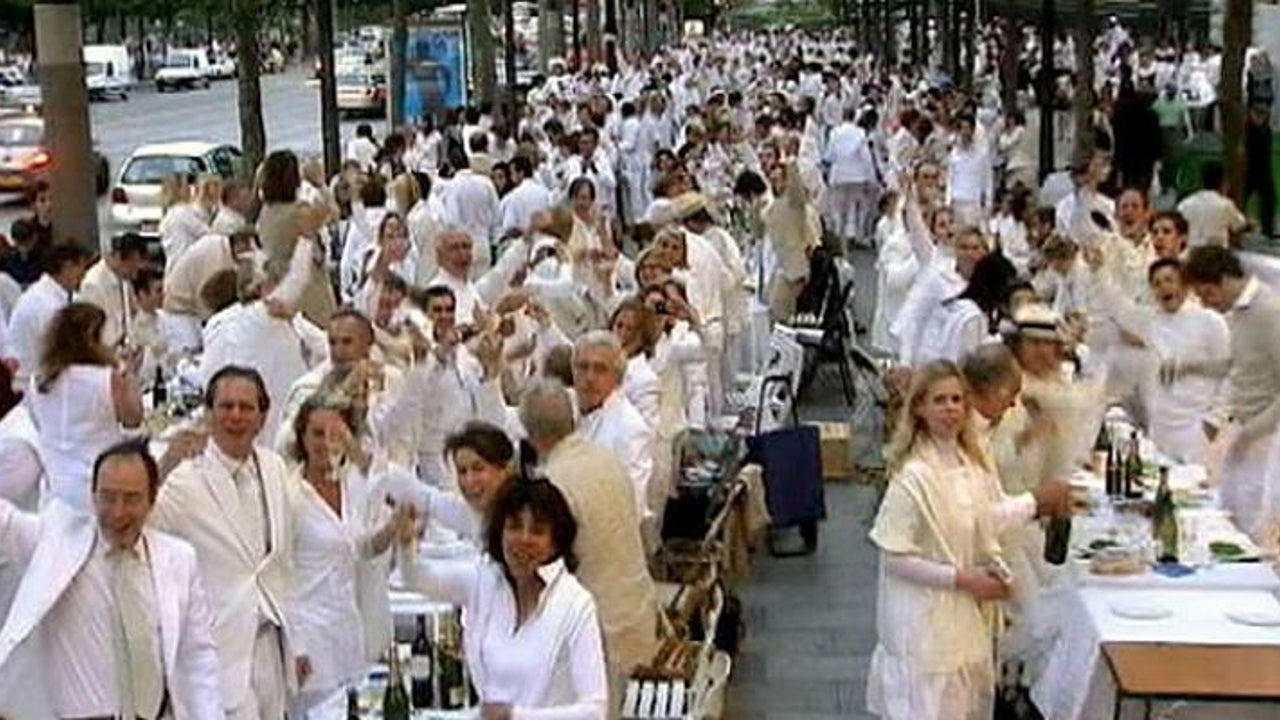 Paris bietet ungewöhnliche Party-Locations