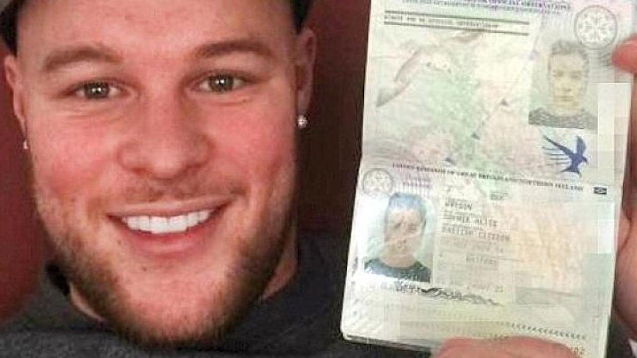 Mann fliegt mit falschem Pass - keiner merkt es