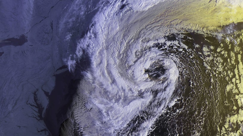 The Perfect Storm Lashed the Northeast 25 Years Ago