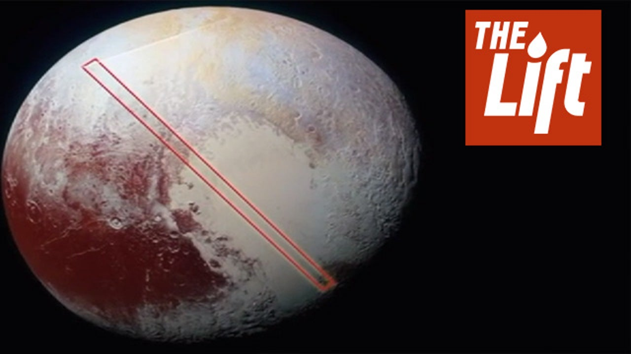 Discovery Of Pluto: Water Discovered Under The Surface Of Pluto