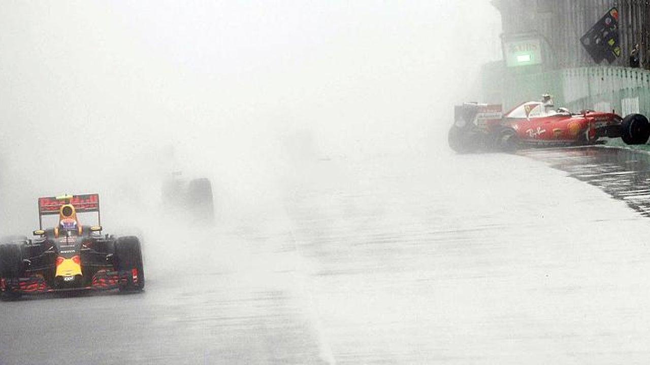 Viel Regen: Der 28-Runden-Wahnsinn von Sao Paulo