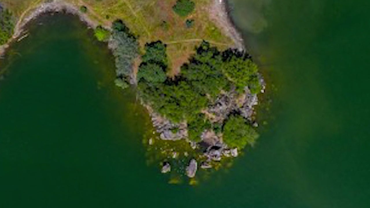Remote Island Raises Questions