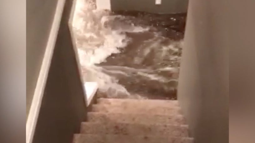 Flood Emergency in Wisconsin Town