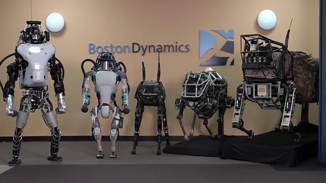 Terminator lässt grüßen: Roboter geben Ausblick auf die Zukunft