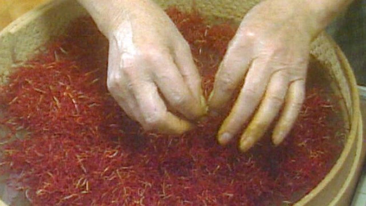 Safran: Das rote Gold der Antike ist das teuerste Gewürz der Welt
