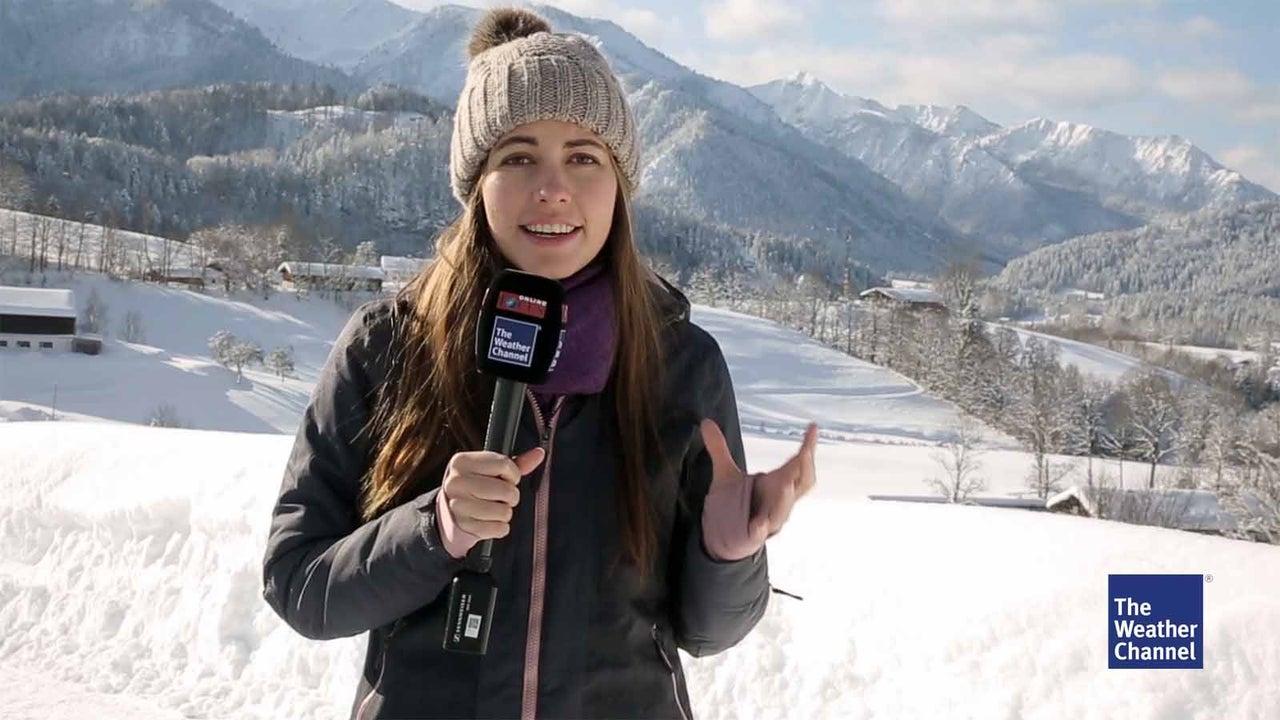 Wochenende: Regen und Sturm bringen neues Winterchaos