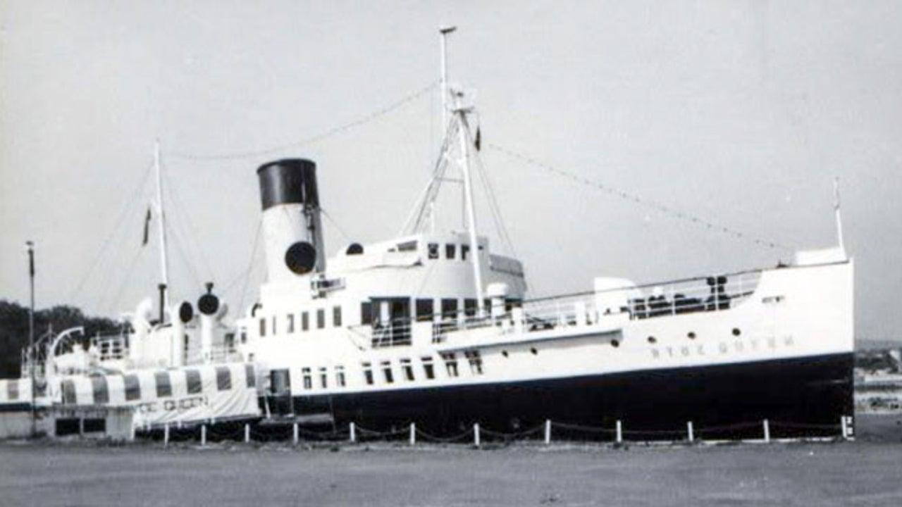Historisches Schiff sieht verheerend aus